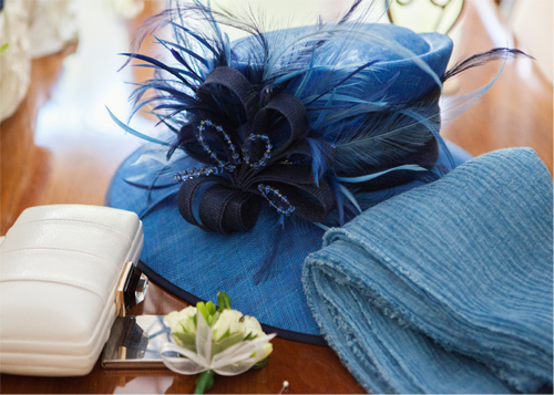 A hat for event dressing