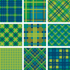 Green tartans