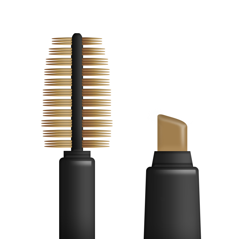 Eyebrow Retractable Pencil & Comb Taupe.jpg